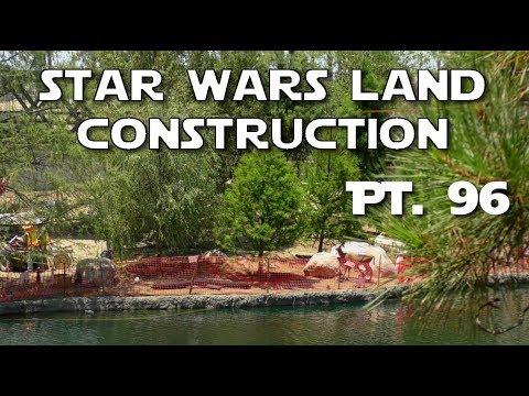 Star Wars Land  - Wildlife Spotted - Pt. 96 | 06-24-2017