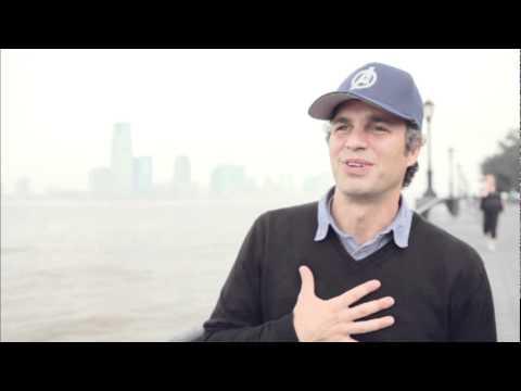 Mark Ruffalo Launching Global Green USA's I AM Challenge