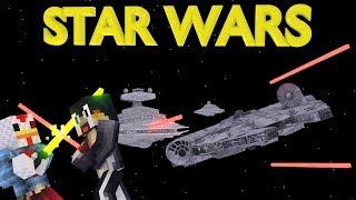 Repeat youtube video Minecraft | STAR WARS MOD Showcase (STAR WARS, STAR WARS MOD, JEDI MOD)