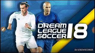 Cómo poner el uniforme y escudo del real Madrid en dream league Soccer 18