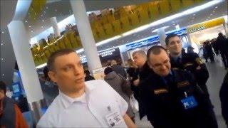 попытка досмотра охранниками в ашане вторая акция против произвола ораны магазинов полное видео