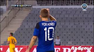 Pedro Henrique vs Kepez (Home) 18/09/2017 HD by Az Scout