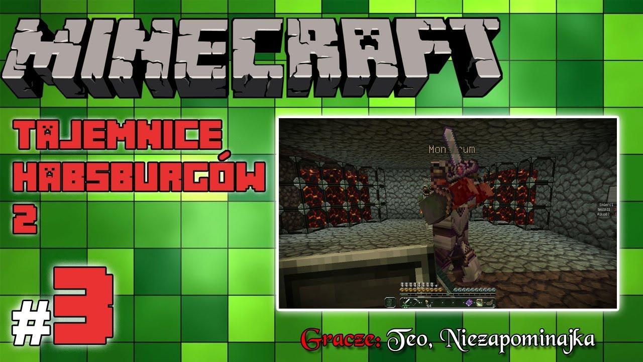"""Minecraft Escape: Tajemnice Habsburgów 2 z Teo! [3/10] – """"Amazonki i bitwy"""""""
