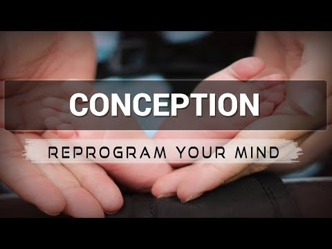 Conception affirmations mp3 music audio - Law of attraction - Hypnosis - Subliminal