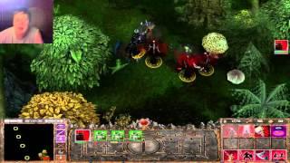 Властелин колец :Война Кольца (4 серия) Прохождение старых игр!