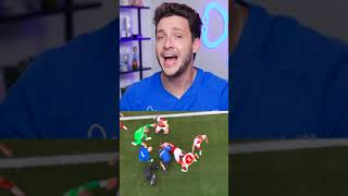 Doctor Reacts To Soccer Player's Heart Stopping Mid-Game #shorts