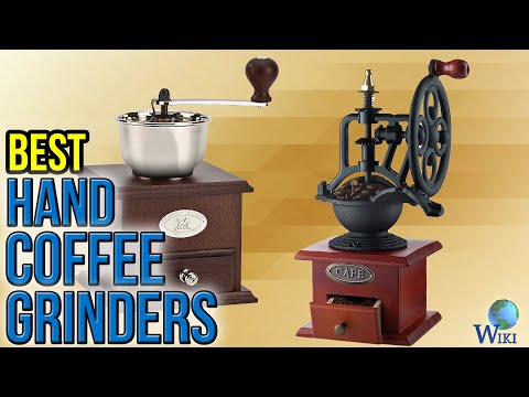 10 Best Hand Coffee Grinders 2017
