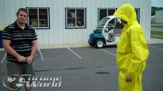 Frogg Toggs  Rain Suit - Chrome World