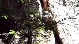 ナレーション&撮影は鳳来のT師匠です。 この後は木で見えなくなるので...