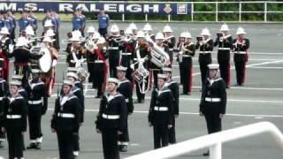 Ashley (casper) Masters royal navy Passing out Parade