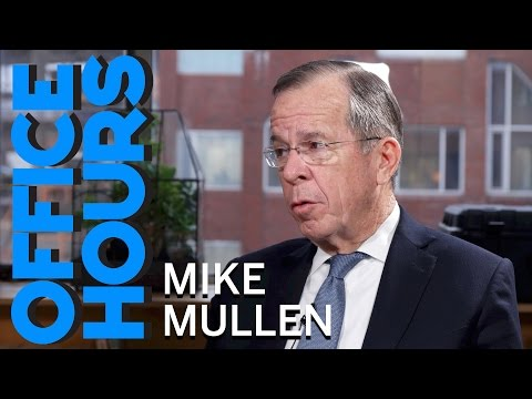 Mike Mullen: The Growing Divide Between the Military & Civilians