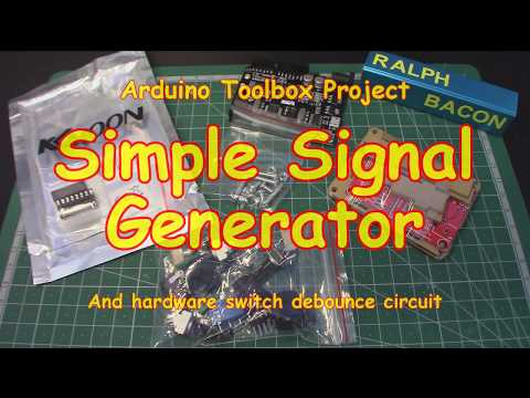 #97 Simple function (signal, waveform) generator