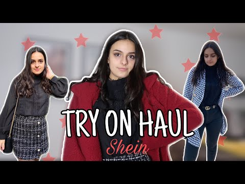 TRY ON HAUL SHEIN 👠
