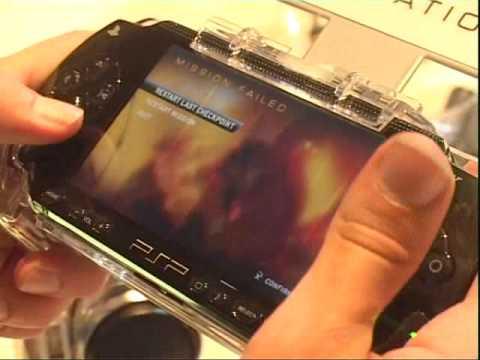 PSP KillZone: Liberation Review 2 of 2, PSP, E3 20...