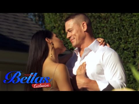 John and Nikki's romantic engagement party dance | Total Bellas Exclusive