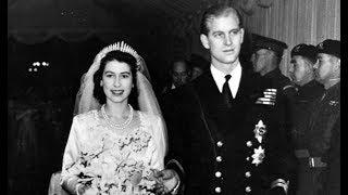 Королева Елизавета II и принц Филипп отметили платиновую свадьбу. Вокруг планеты