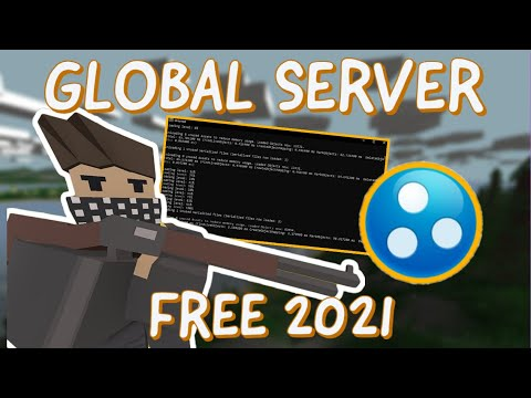 How To Make A Global Unturned Server 2021 (Hamachi) (Dedicated Server App)