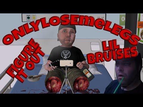 ONLYLOSEmeLEGS - Figure It Out Lil Bruises (UnOfficial Video) - ONLYUSEmeBLADE