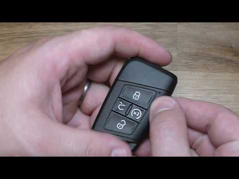 VW Atlas / Passat Key Fob Battery Replacement - DIY