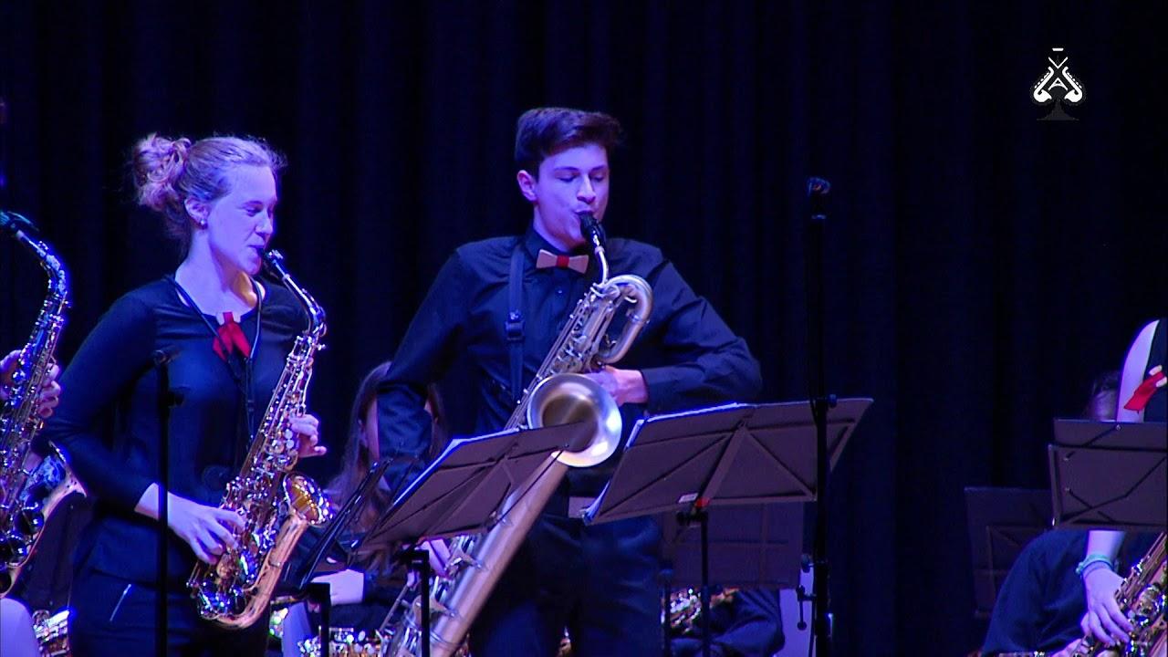 Adolphesax.com - AS Festival - SOS Saxophone Orquestra - Adagio by Samuel BARBER