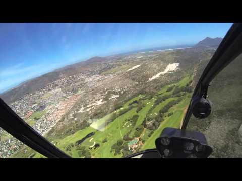 R22 Flight, Western Cape, 1st March 2013