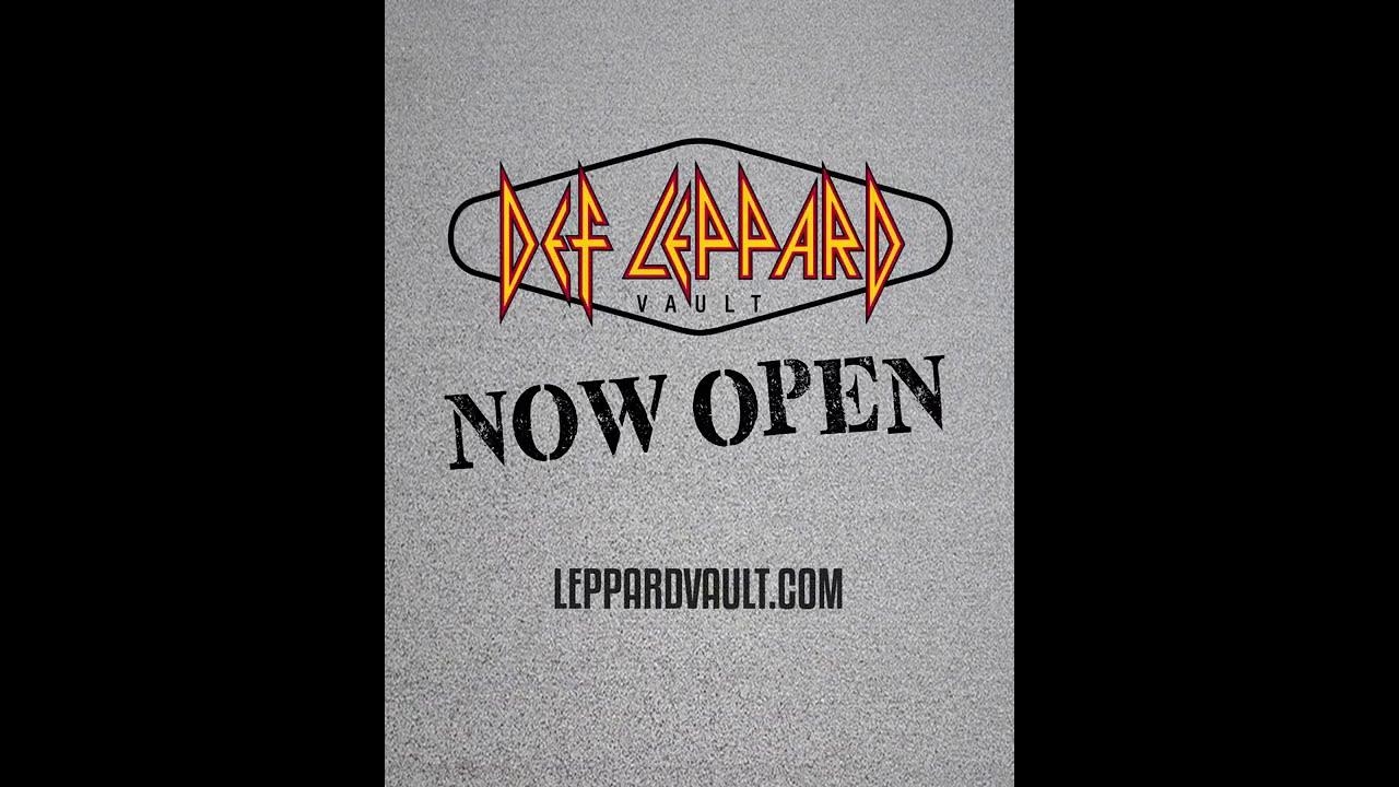 Download DEF LEPPARD - Unlocking the Def Leppard Vault!