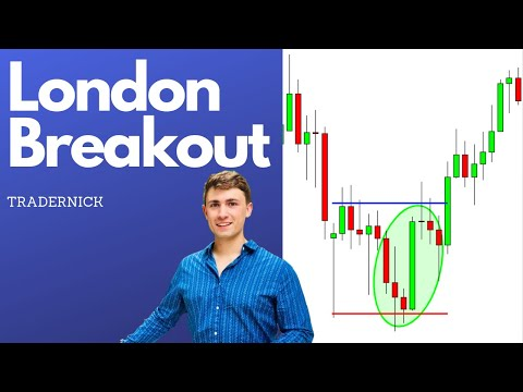 HOW TO TRADE THE LONDON BREAKOUT