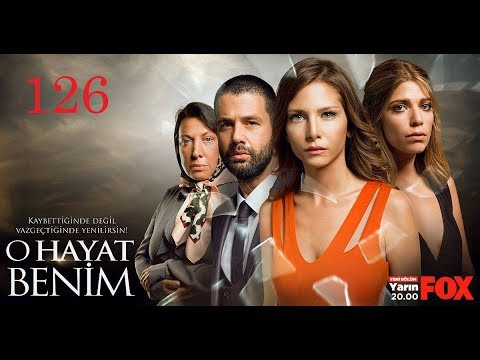 BAHAR - O HAYAT BENIM 4ος ΚΥΚΛΟΣ S04DVD126 PROMO 3