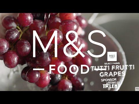 M&S Food sponsors Britain's Got Talent - Autumn 2020 idents reel 1   M&S FOOD