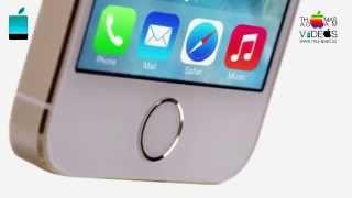 Iphone 5S рекламный Клип.