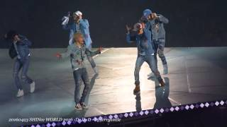 160423 shinee in sapporo ggf dtb