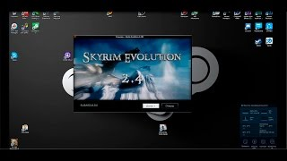 The Elder Scrolls V : Skyrim (SA-Evolution 2 4 RC) Подробная Установка #8