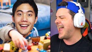 The Nintendoe Paper! by NigaHiga - Reaction
