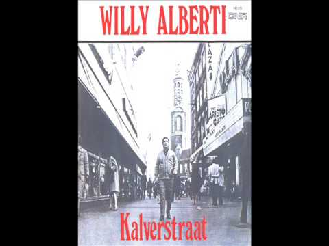 "Willy Alberti - Kalverstraat (""Kalverstraat"" 1972)"