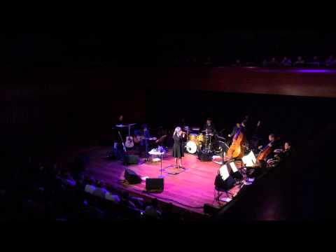 Natalie Merchant - My Beloved Wife (@ London, 11th May 2014)