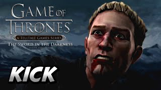 GAME OF THRONES · KICK BRITT (Episode 3: The Sword in the Darkness)