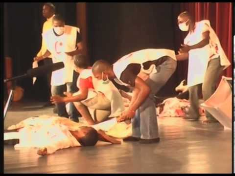 DRAMA BY THE NATIONAL TROUPE OF NIGERIA