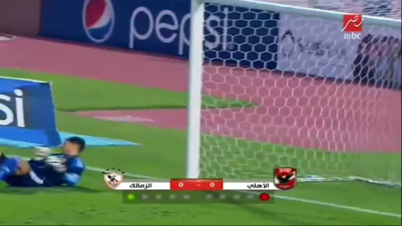 مباراة السوبر المصري | فوز الأهلي علي الزمالك 4/5 بركلات الجزاء الترجيحية