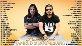 Boomerang & Jamrud Full Album - Band Rock Indonesia [Top 44 Lagu Terbaik Boomerang & Jamrud]