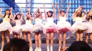 2016年3月28日にクイーンズスクエア横浜で行われた原駅ステージA&ふわ...