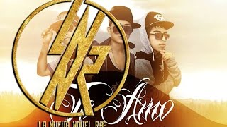 Te Amo  - (Official Video Lyrics) La Nueva Novel Rap - Kriz & JRA Ft Chelzito Rap ☆Sonido Bruto☆