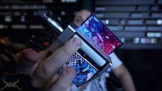 Voopoo Too 80/180W Box Mod Review and Rundown | The 502 RDA Quick Look