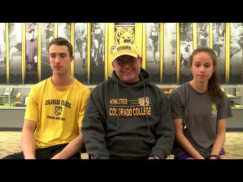2018 SCAC Spring Media Days: Colorado College Track and Field