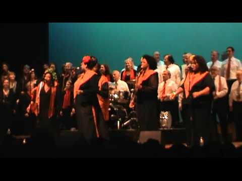 Harlem Gospel Choir 004