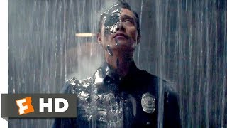 Terminator Genisys (2015) - Killing the T-1000 Scene (4/10) | Movieclips