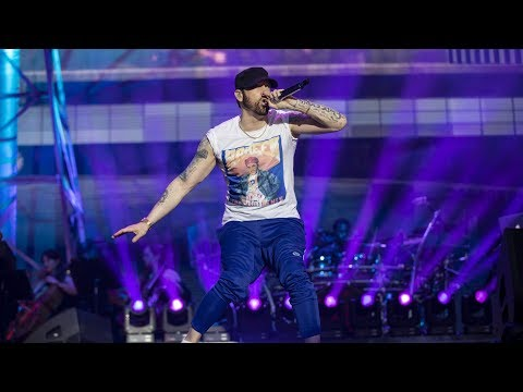 Eminem Live at Hannover, Germany, 10.07.2018 (Full Concert, Revival Tour)