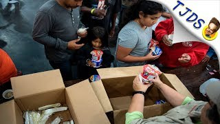Houston Muslims Open Mosques To Flood Victims