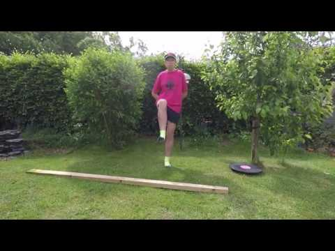 Bobbie's Balance video