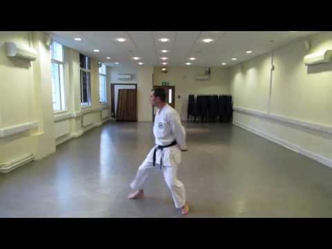 Tai Sabaki exercise