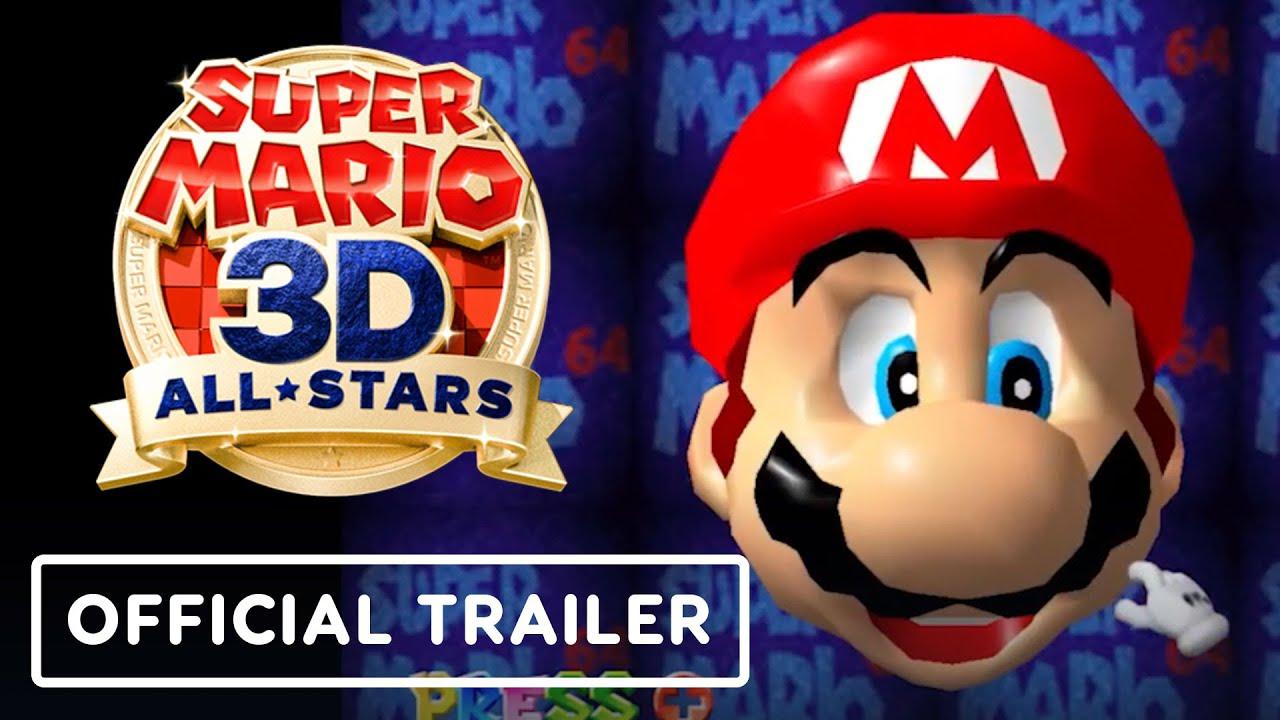 Overview trailer για το Super Mario 3D All-Stars